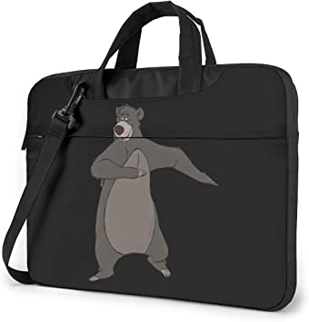 JuaoHuan Goonies Laptop Shoulder Messenger Bag Case Briefcase Sleeve for 13 Inch 14 Inch 15.6 Inch Laptop Case 14 Inch