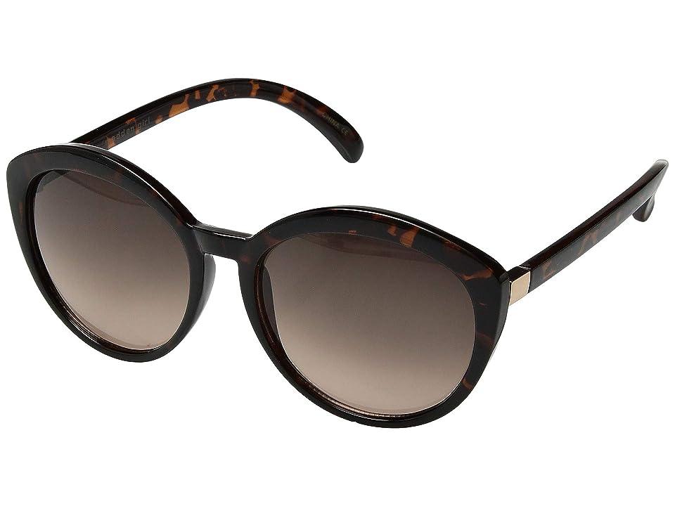 Steve Madden Madden Girl MG893107 (Tortoise) Fashion Sunglasses