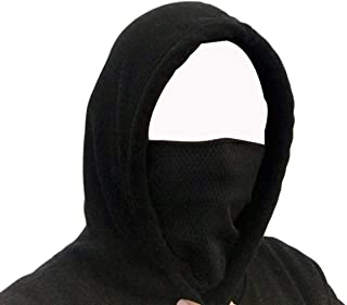Nedal Unisex Hoodie Jacket Fleece Coat Adult Sweatshirt Zip-Up with Front Pocket