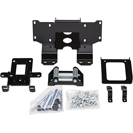 Warn 96939 Winch Mount All Hardware Included Winch Mount