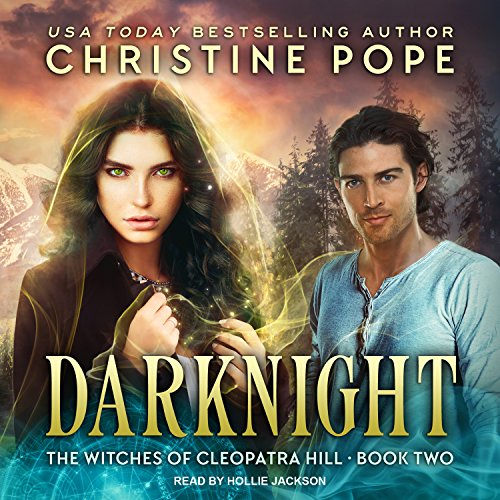 Darknight audiobook cover art
