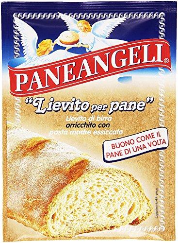 """Paneangeli:Lievito Per Pane"""" Lievito di birra italiana (30 gr) confezioni (confezione da 4) [Importazione Italiana]"""