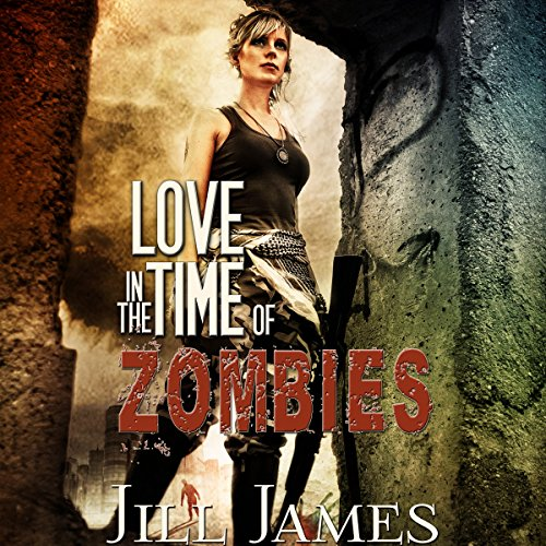 Love in the Time of Zombies audiobook cover art