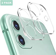 [2Pack] Camera Lens Protector for iPhone 11 Tempered...