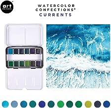 Prima Marketing 642143 Prima Confections Watercolor Pans 12/Pkg-Currents
