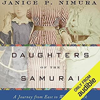 Daughters of the Samurai     A Journey from East to West and Back              著者:                                                                                                                                 Janice P. Nimura                               ナレーター:                                                                                                                                 Emily Zeller                      再生時間: 10 時間  21 分     レビューはまだありません。     総合評価 0.0