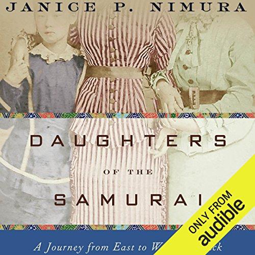 Daughters of the Samurai audiobook cover art