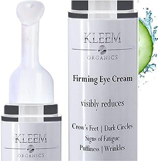 ORGANIC کرم ضد پیری برای دایره های تاریک و خفگی که باعث کاهش کیسه های چشم، کراوات، خطوط زیبا و Sagginess در تنها 4 هفته می شود. موثرترین کرم زیر چشم برای چین و چروک