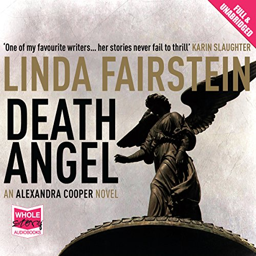 Death Angel audiobook cover art