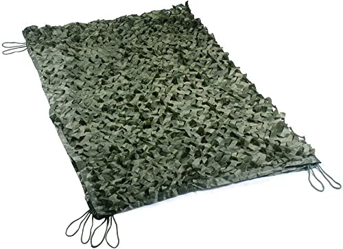 Filet de camouflage, filet de prougeection solaire, filet de prougeection pour auvent de bache de voiles, adaptable aux couvertures de voiture de balcon, couleur verte, plusieurs tailles ( taille   99M )