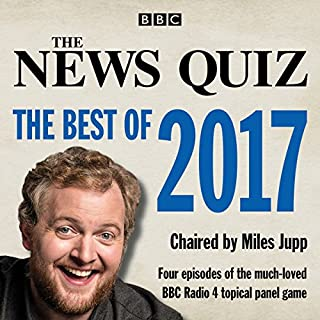 The News Quiz: The Best of 2017 cover art