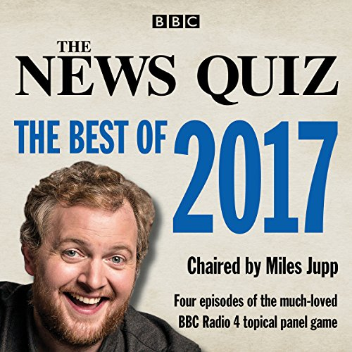 The News Quiz: The Best of 2017 Titelbild