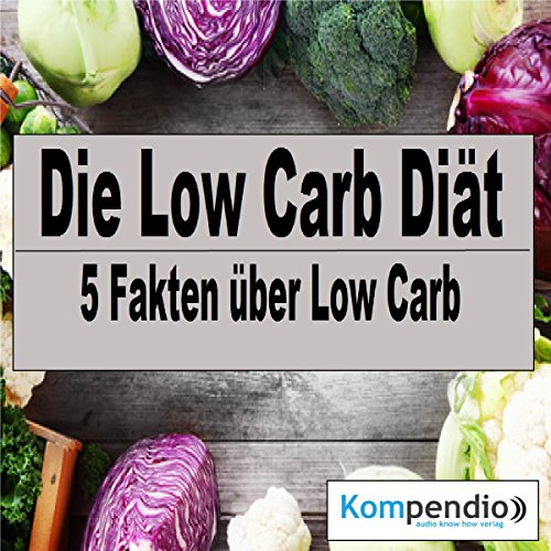 Die Low Carb Diät Titelbild