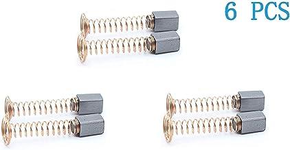 cable y conector 7x11x17 mm Con Dispositivo de desconexi/ón 999043 /& 999073 Escobillas de carb/ón Buildalot Specialty ca-17-55487 para Hitachi Martillo DH 40MB Reemplaza partes 981612Z resorte