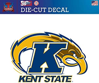Victory Tailgate Kent State Golden Flashes Die-Cut Vinyl Decal