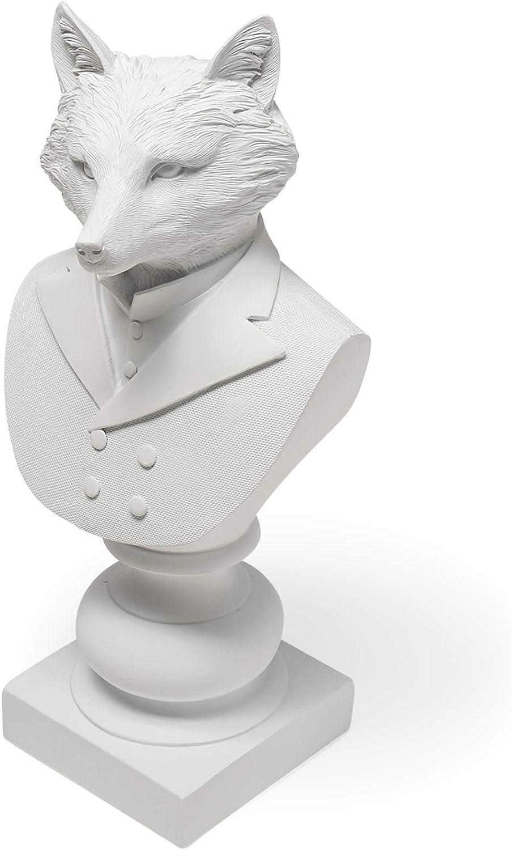 Mercana Murray Decorative Object, White