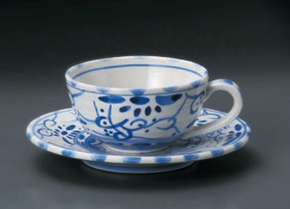 OLD-NAPORI 3.7inches Set of 5 Origin Japanese Many popular 25% OFF brands Cups SaucersJiki