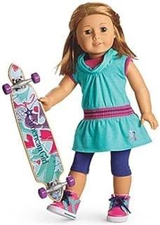 American Girl - Skateboarding Set for Dolls - Truly Me 2015