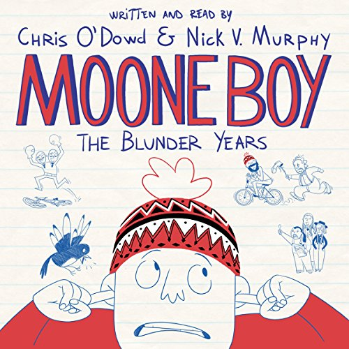 Moone Boy cover art