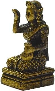 Lucky Jewelry Amulets Tiny Magic Nang Kwak Lucky Rich Trade Thai Buddha Amulet Charm Thailand Talisman