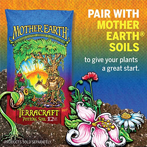 Mother Earth's Root Down Plant Starter Mix 3-6-3 Granular Plant Fertilizer