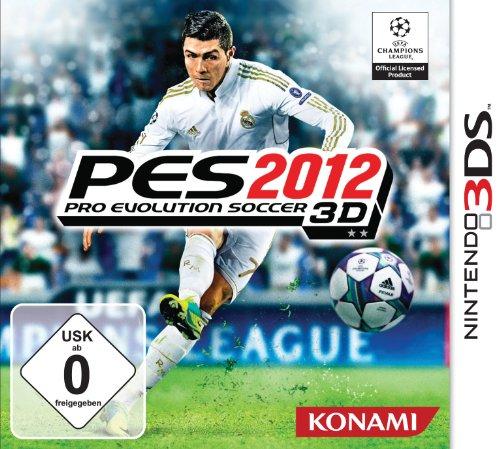 PES 2012 : Pro Evolution Soccer [import allemand]