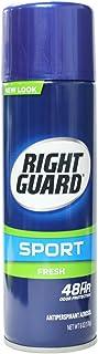 Right Guard Antiperspirant Spray, Sport Fresh 6 oz (Pack Of 12)