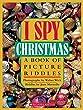 I Spy Book with an I Spy Ornament