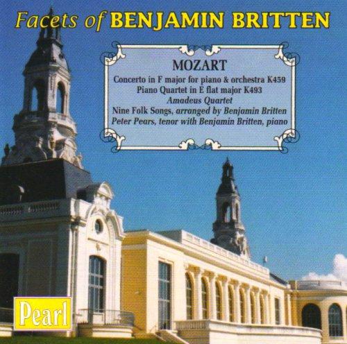 Facets of Benjamin Britten