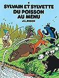 Sylvain et Sylvette, tome 9 - Du poisson au menu