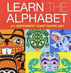 learn the alphabet with northwest coast native art