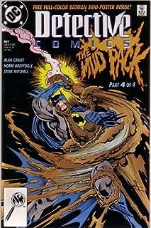 Detective Comics, #607 (Comic Book) Batman - The Mud Pack, Part 4 of 4