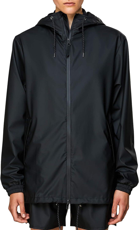 RAINS 1837 Vest Man Black S/M