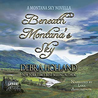 Beneath Montana's Sky audiobook cover art