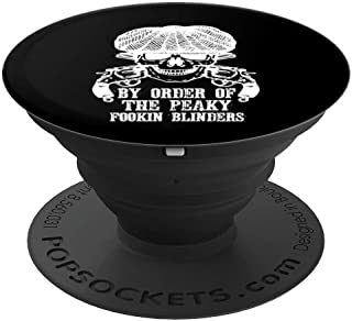 By Order Of The Peaky Fookin Blinders - PopSockets Grip and Stand for Phones and Tablets