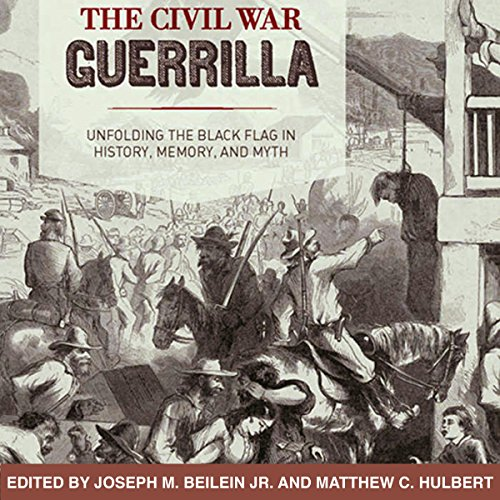 The Civil War Guerrilla audiobook cover art