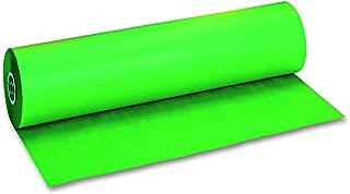 Riverside Paper Decorol Flame Retardant Colored Paper Rolls, 36in. x 1000ft., Festive Green