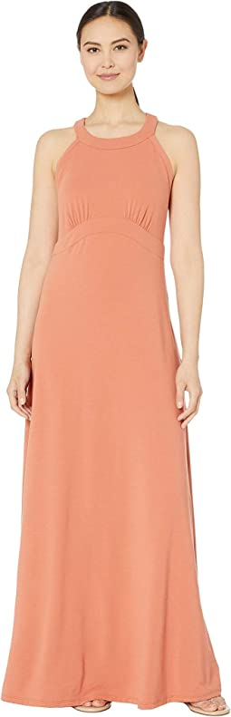 5abbbf1557d0 Ted baker nour strapless maxi dress dark orange | Shipped Free at Zappos