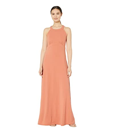 Prana Calexico Maxi Dress (Toasted Terracotta) Women
