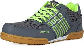 Feroc Shot Green Non Marking Badminton Shoe