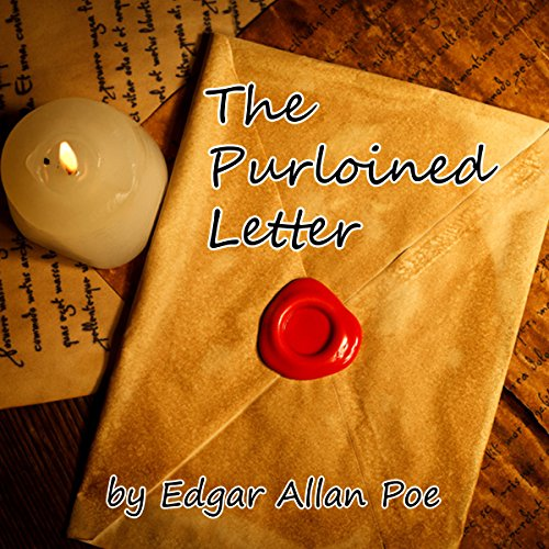 The Purloined Letter cover art