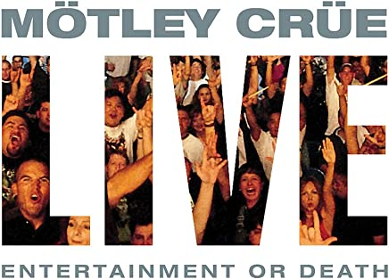 Amazon com: Live Wire Motley Crue