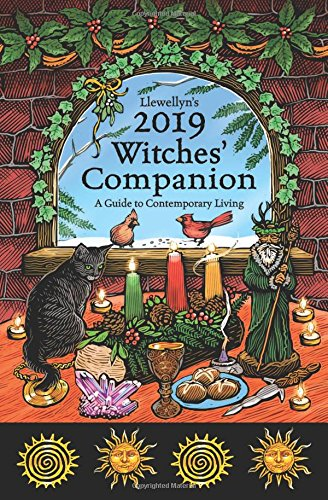 Price comparison product image Llewellyn's 2019 Witches' Companion: A Guide to Contemporary Living (Llewellyns Witches Companion)