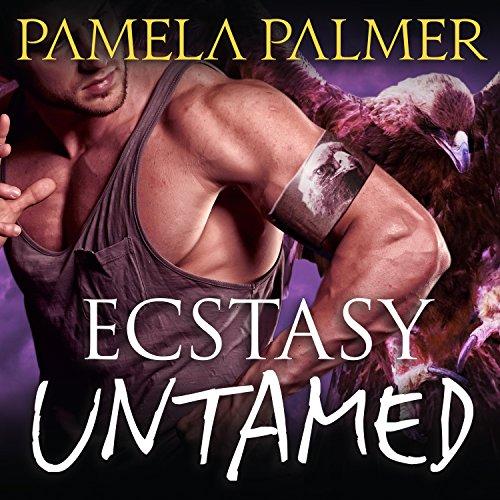 Ecstasy Untamed audiobook cover art
