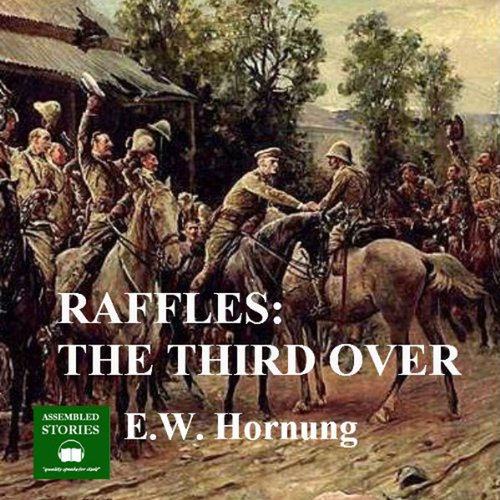 Raffles: The Third Over cover art