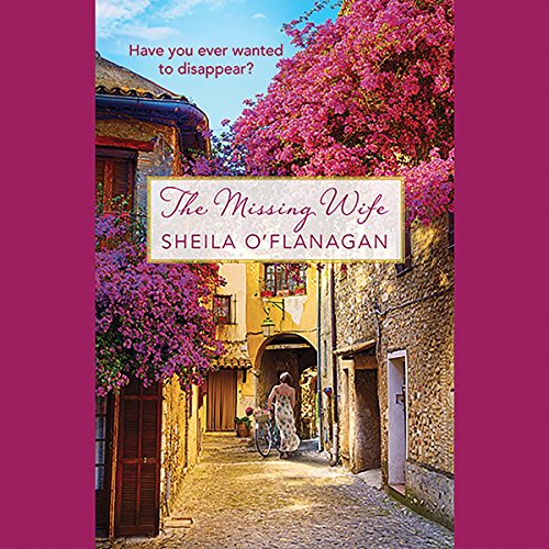 The Missing Wife audiobook cover art