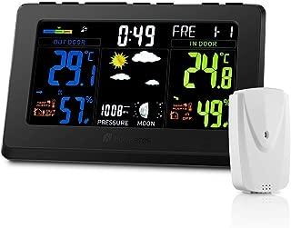 houzetek weather station s657