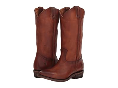 Frye Billy Pull-On (Cognac) Women