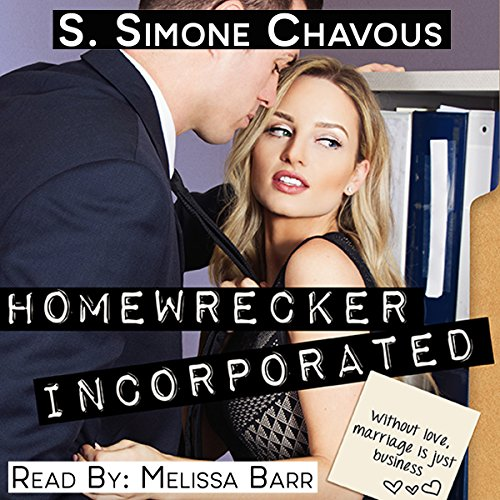Homewrecker Incorporated audiobook cover art