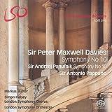Maxwell Davies/Panufnik: Sinfonien Nr. 10
